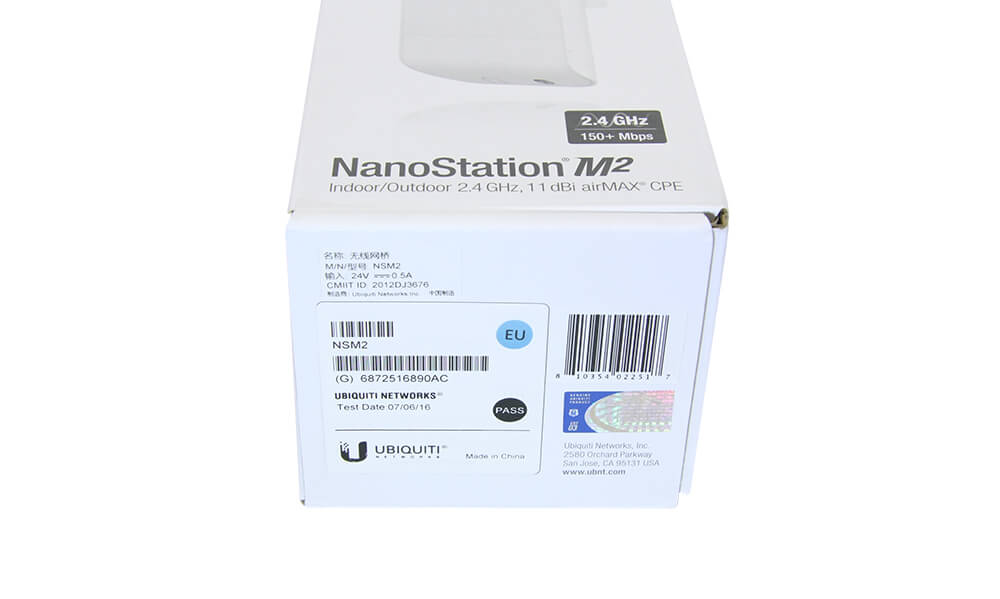 Nanostation M2